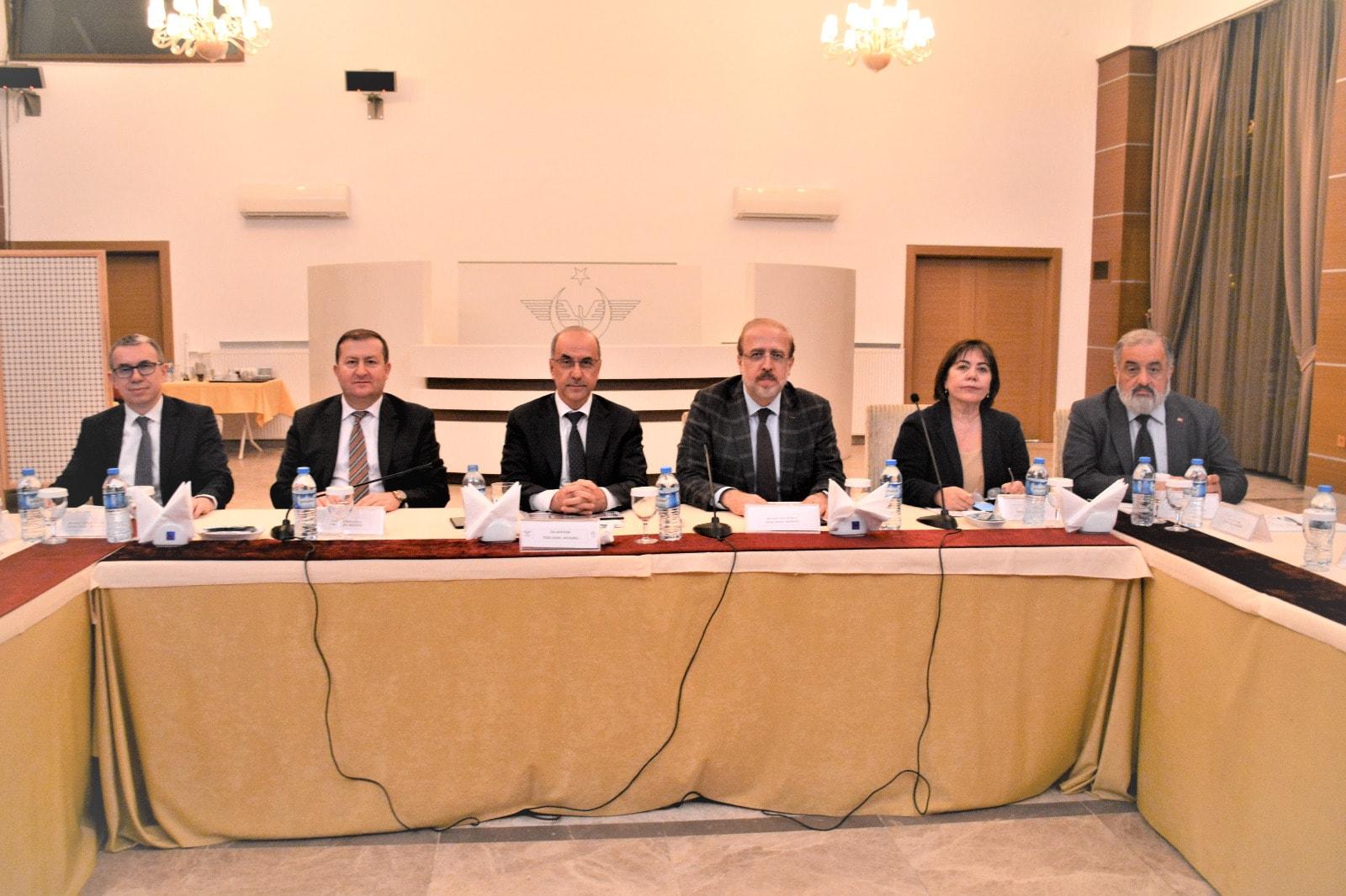Kurumlararası Diyaloğu Geliştirme Toplantısı – TCDD Genel Müdürlüğü