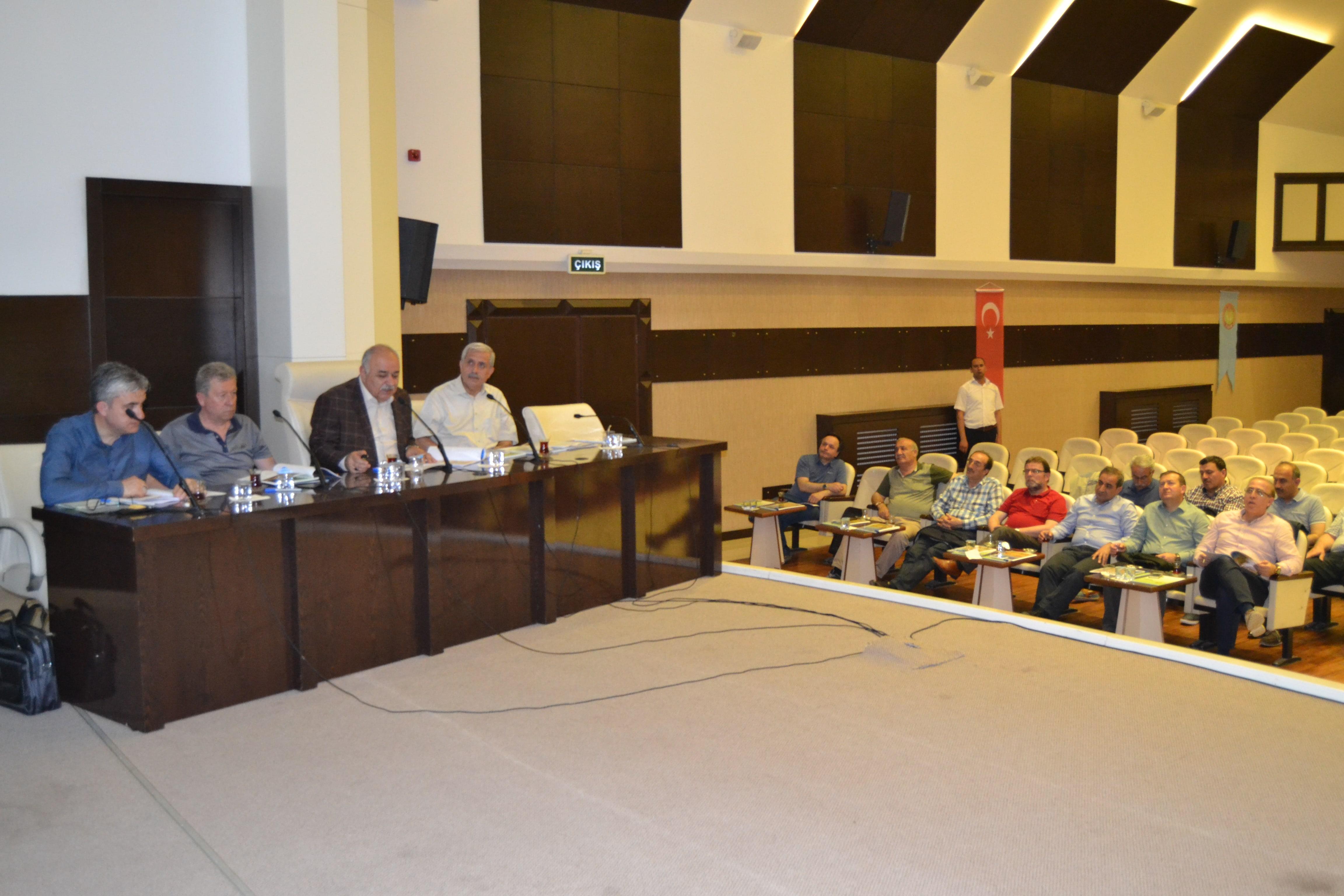 Kurumlararası Diyaloğu Geliştirme Toplantısı – TİGEM Genel Müdürlüğü Urfa Ceylanpınar Tesisleri Gezisi