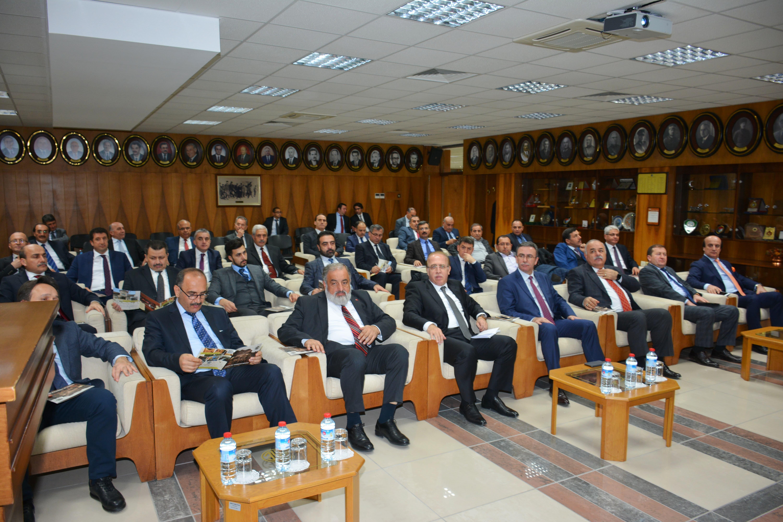 Kurumlararası Diyaloğu Geliştirme Toplantısı – MKE Kurumu Genel Müdürlüğü
