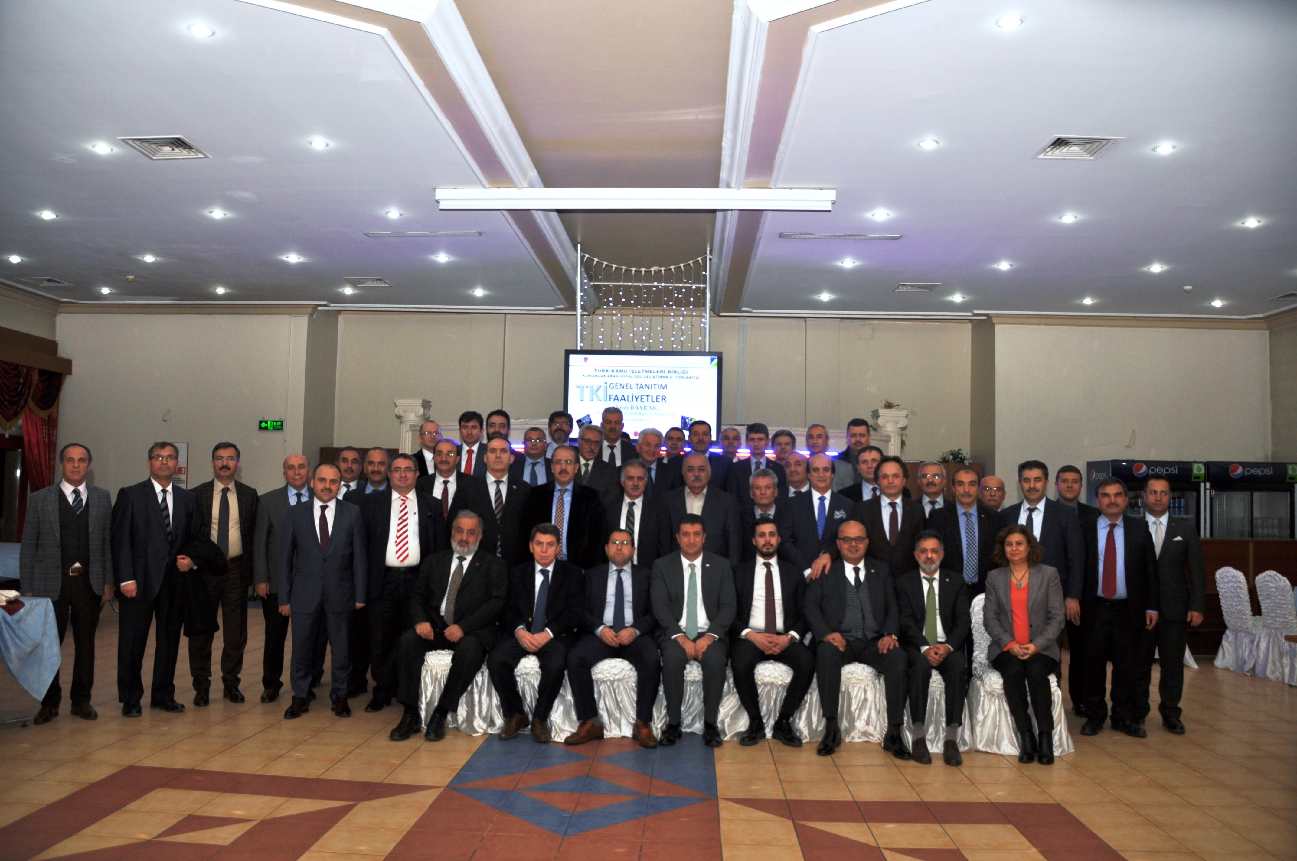 Kurumlararası Diyaloğu Geliştirme Toplantısı – TKİ Genel Müdürlüğü
