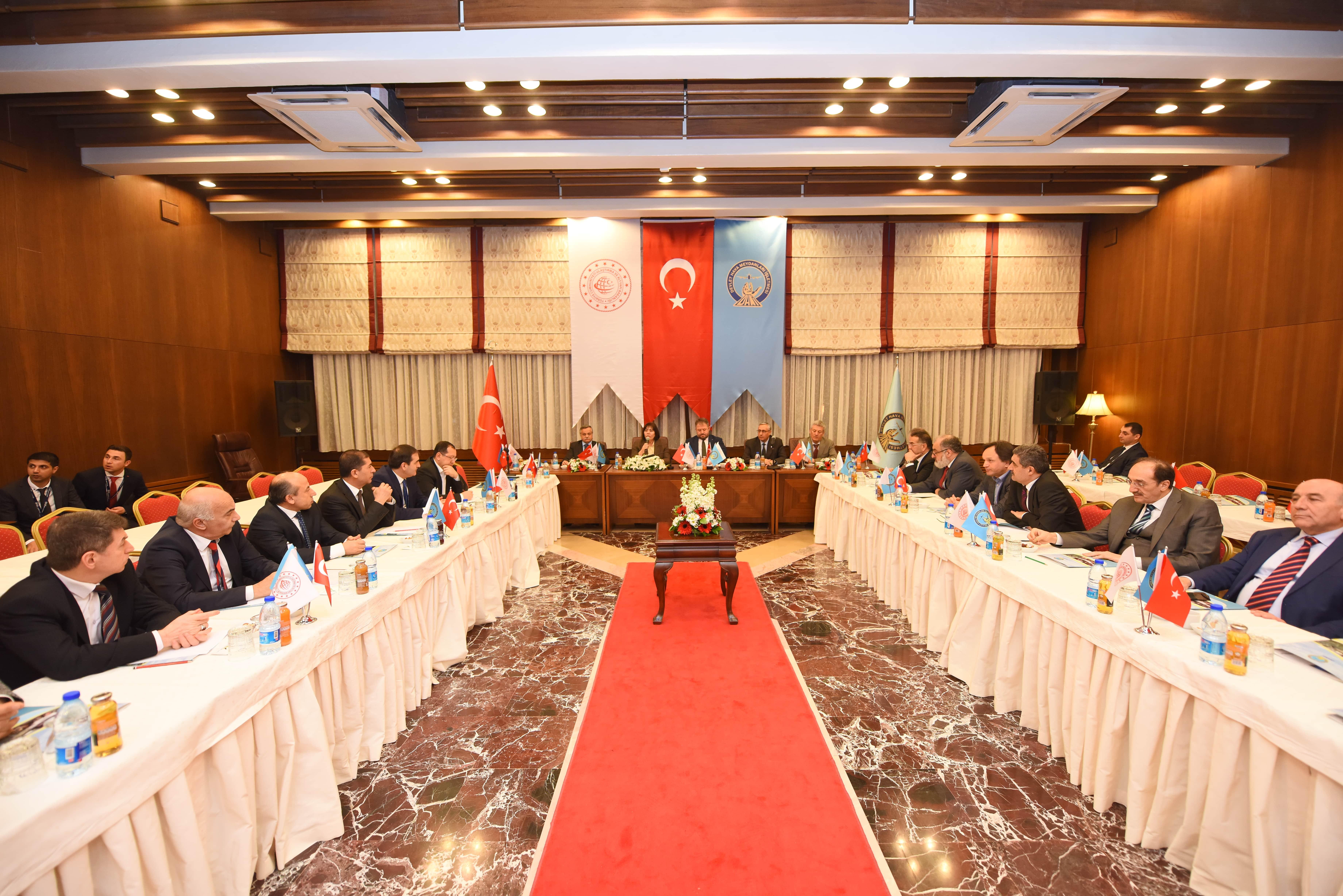 Kurumlararası Diyaloğu Geliştirme Toplantısı – DHMİ Genel Müdürlüğü