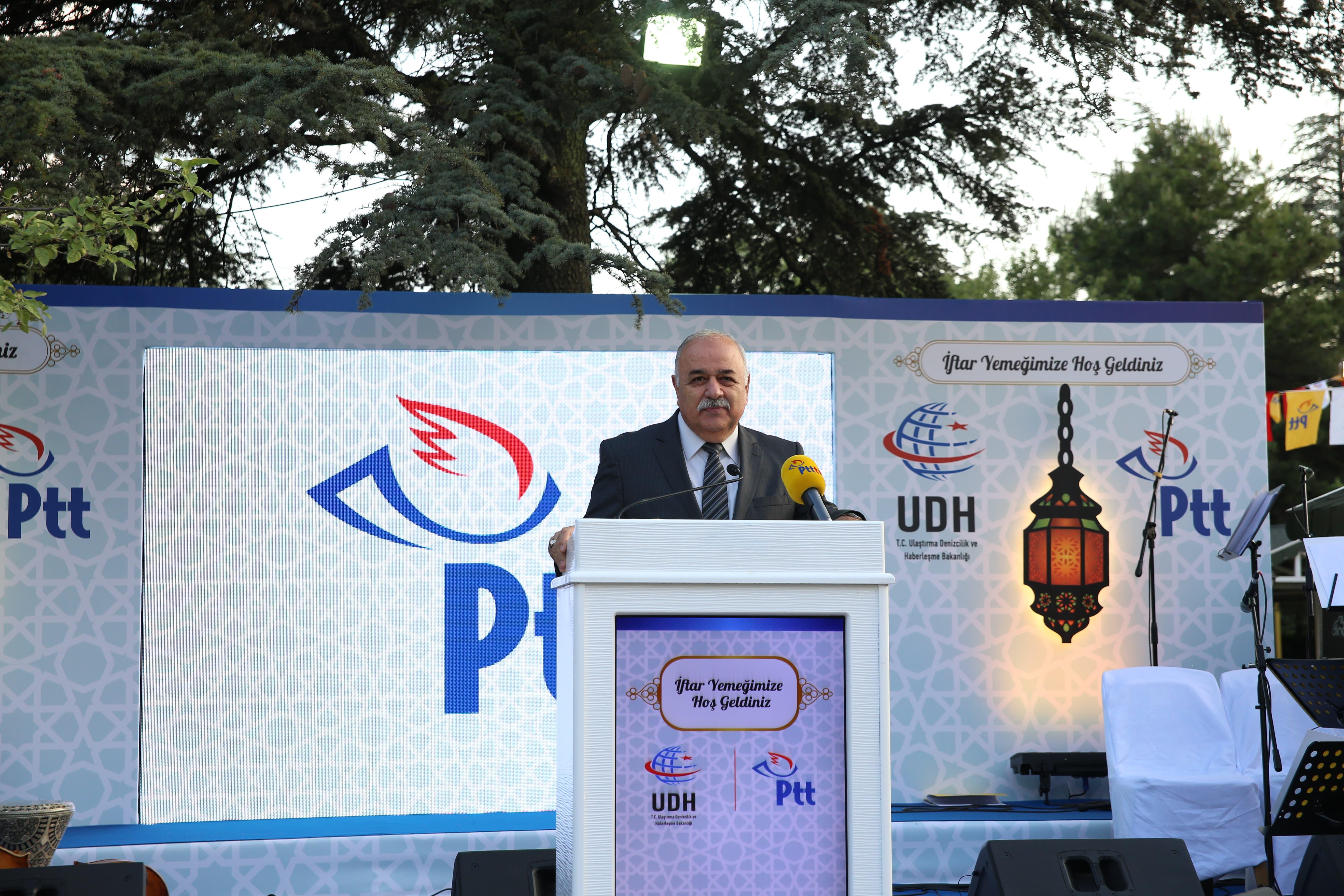Kurumlararası Diyaloğu Geliştirme Toplantısı – PTT A.Ş. Genel Müdürlüğü