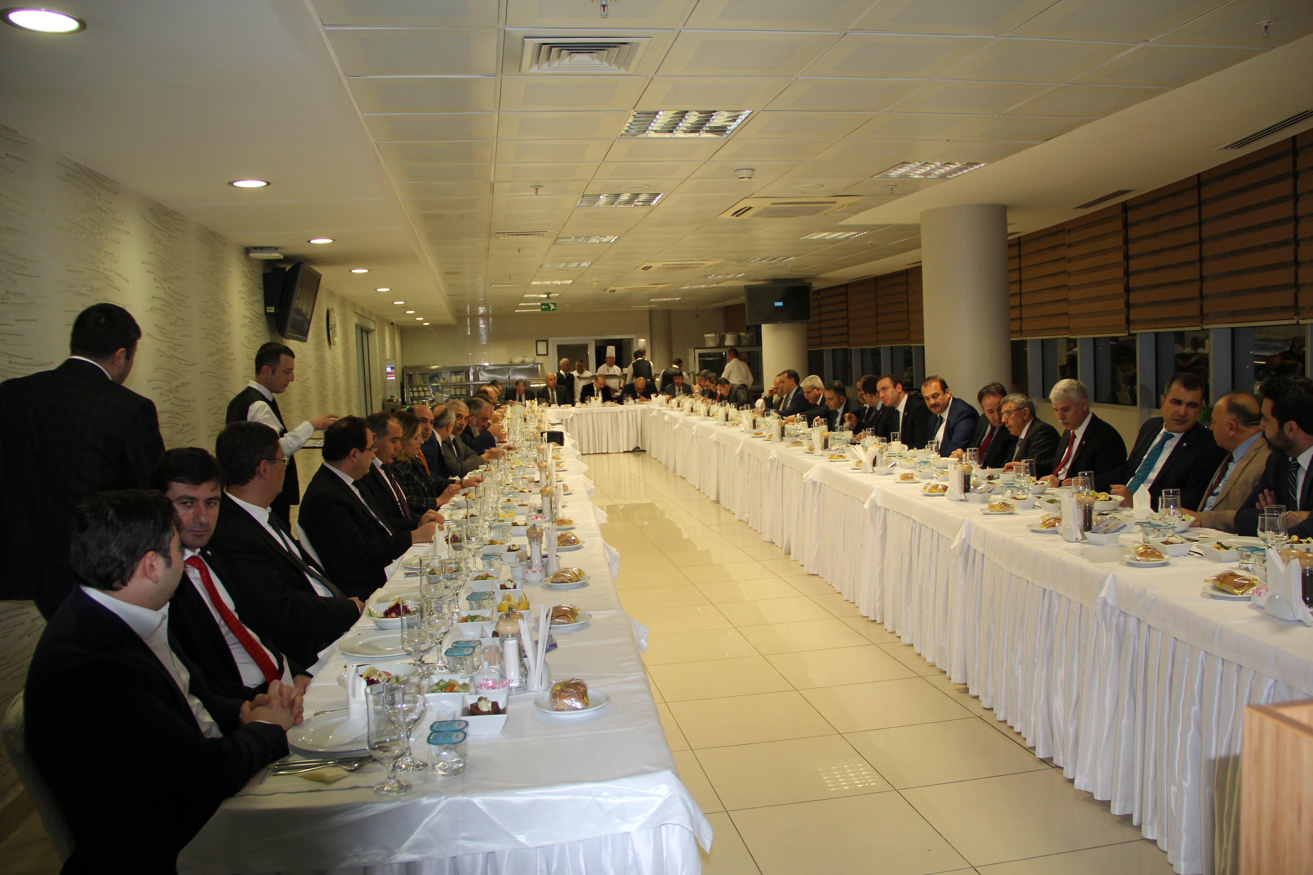 Kurumlararası Diyaloğu Geliştirme Toplantısı – ETİ MADEN İŞLETMELERİ Genel Müdürlüğü