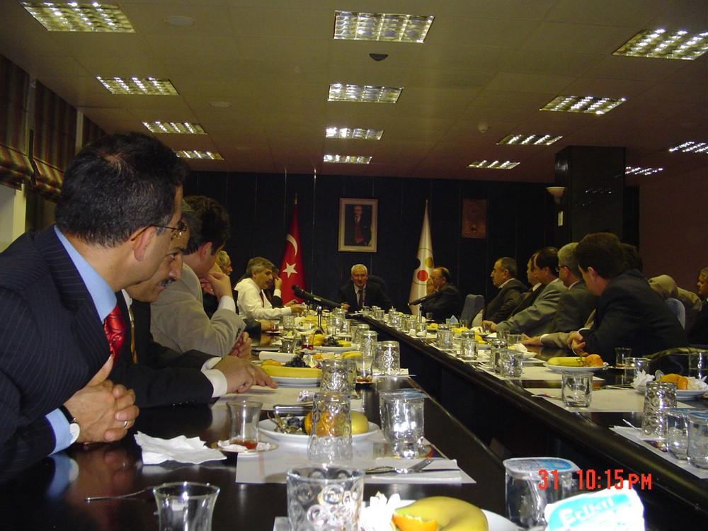 Kurumlararası Diyaloğu Geliştirme Toplantısı – ETİ MADEN İşletmeleri Genel Müdürlüğü