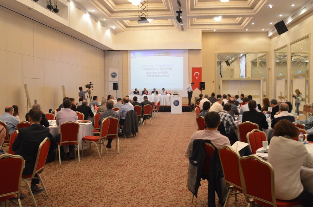 Kamu İşletmelerinde Stratejik Yönetim Uygulamaları Çalıştayı