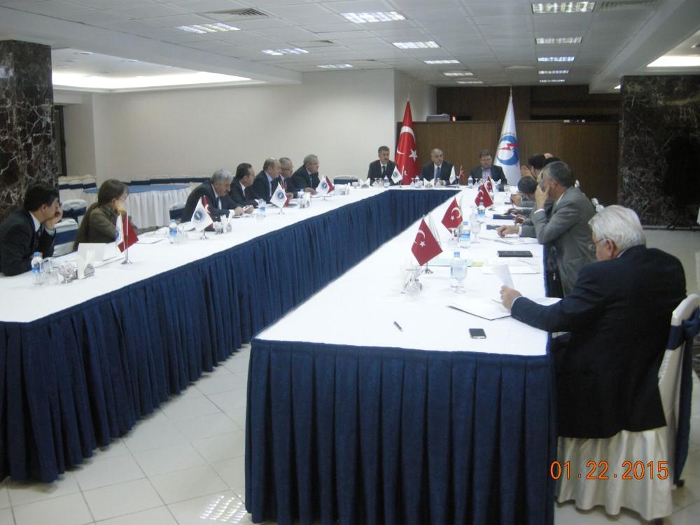 Olağanüstü Genel Kurul Toplantısı