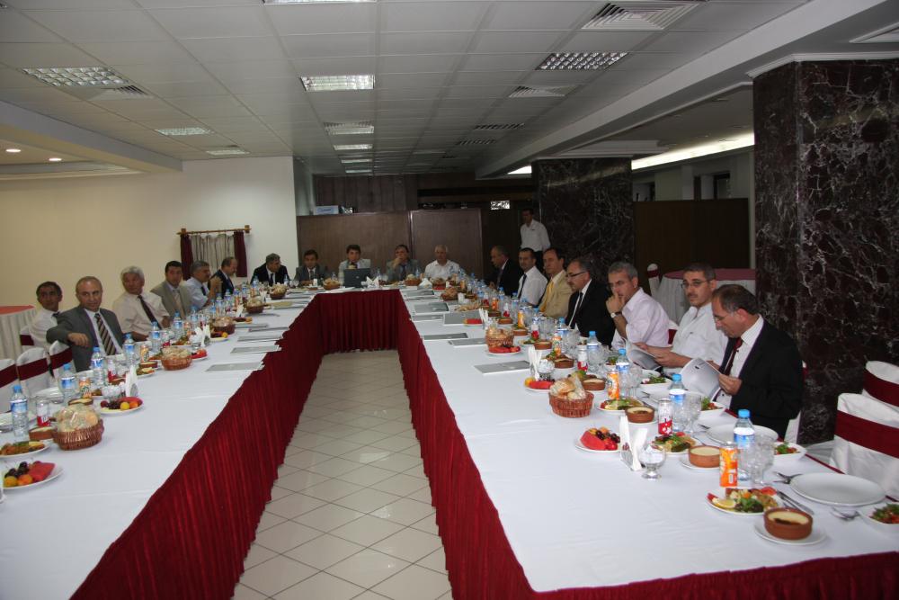 Kurumlararası Diyaloğu Geliştirme Toplantısı – EÜAŞ