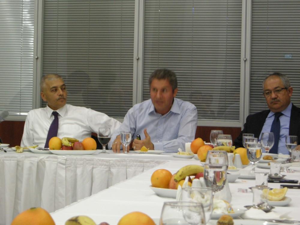 Kurumlararası Diyaloğu Geliştirme Toplantısı – TPAO