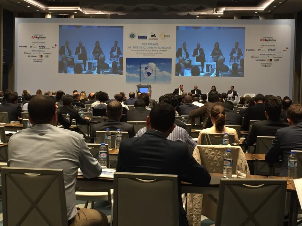 Uluslararası XIX. Türkiye İç Denetim Kongresi